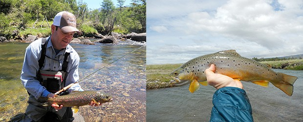 Three Incredible Days of Fishing in Patagonia