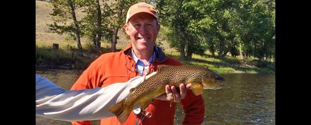 Two Days on the Big Hole, Montana!