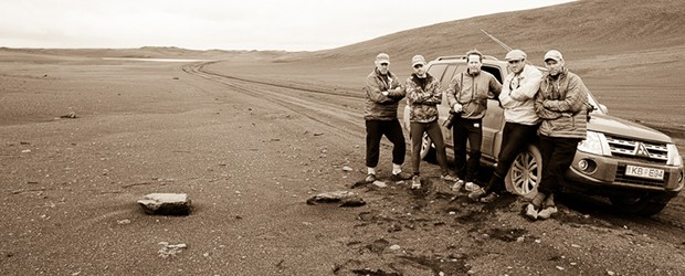 Iceland 2014 – Part III – Fishing on the Moon – Trout and Char Fishing in the Highlands…