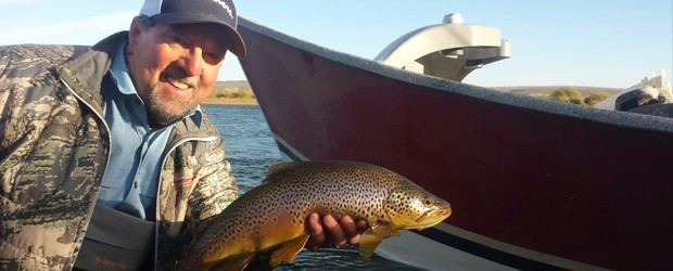 The Limay River Lodge with Patagonia Outfitters