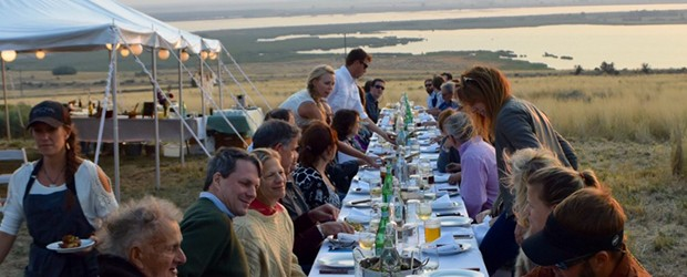 Farm-to-Table Feast in Montana