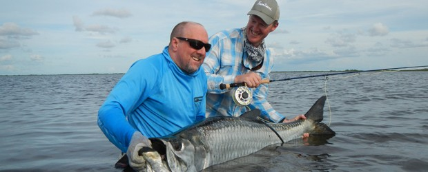 A Solid Day of Fishing at H20 Bonefishing in Bahamas
