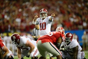 Alabama (Phil Ellsworth/ESPN Images)