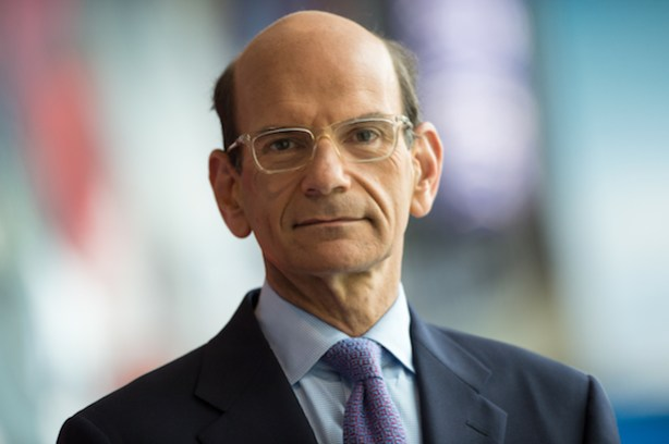 Paul Finebaum (Joe Faraoni/ ESPN Images)