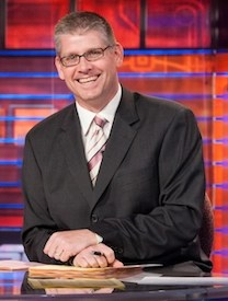 ESPN&#039;s John Anderson (Joe Faraoni/ESPN Images)