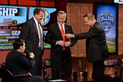 SEC college football coaches visit ESPN - Page 6 of 7 - ESPN Front Row