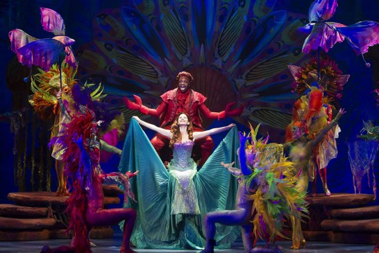 Austin Set to Premiere Disney's The Little Mermaid Musical