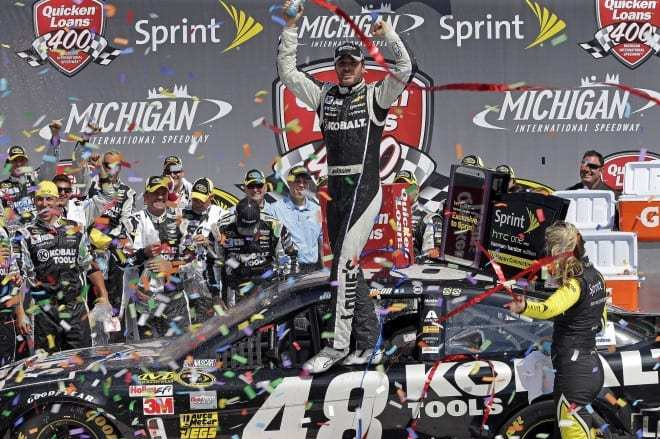 Thinkin' Out Loud: Quicken Loans 400