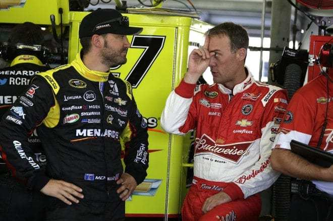 Who's Hot and Who's Not In NASCAR: Off-Week–Indianapolis Edition