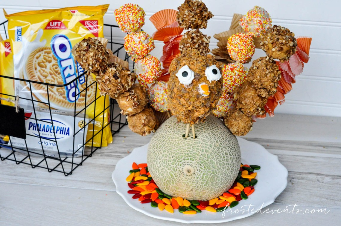 Decorating Ideas > Thanksgiving Treat Ideas Oreo Cookie Balls Turkey ~ 071532_Thanksgiving Decorations Walmart