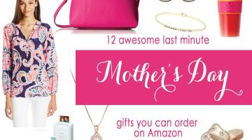 Mothers Day Gift Guide Ideas for Mom