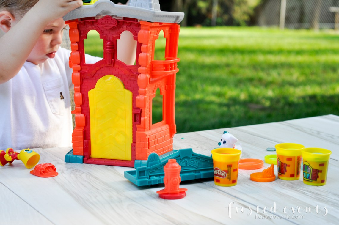 What Makes A Kids Favorite Toy : Play doh town new playsets celebrate years