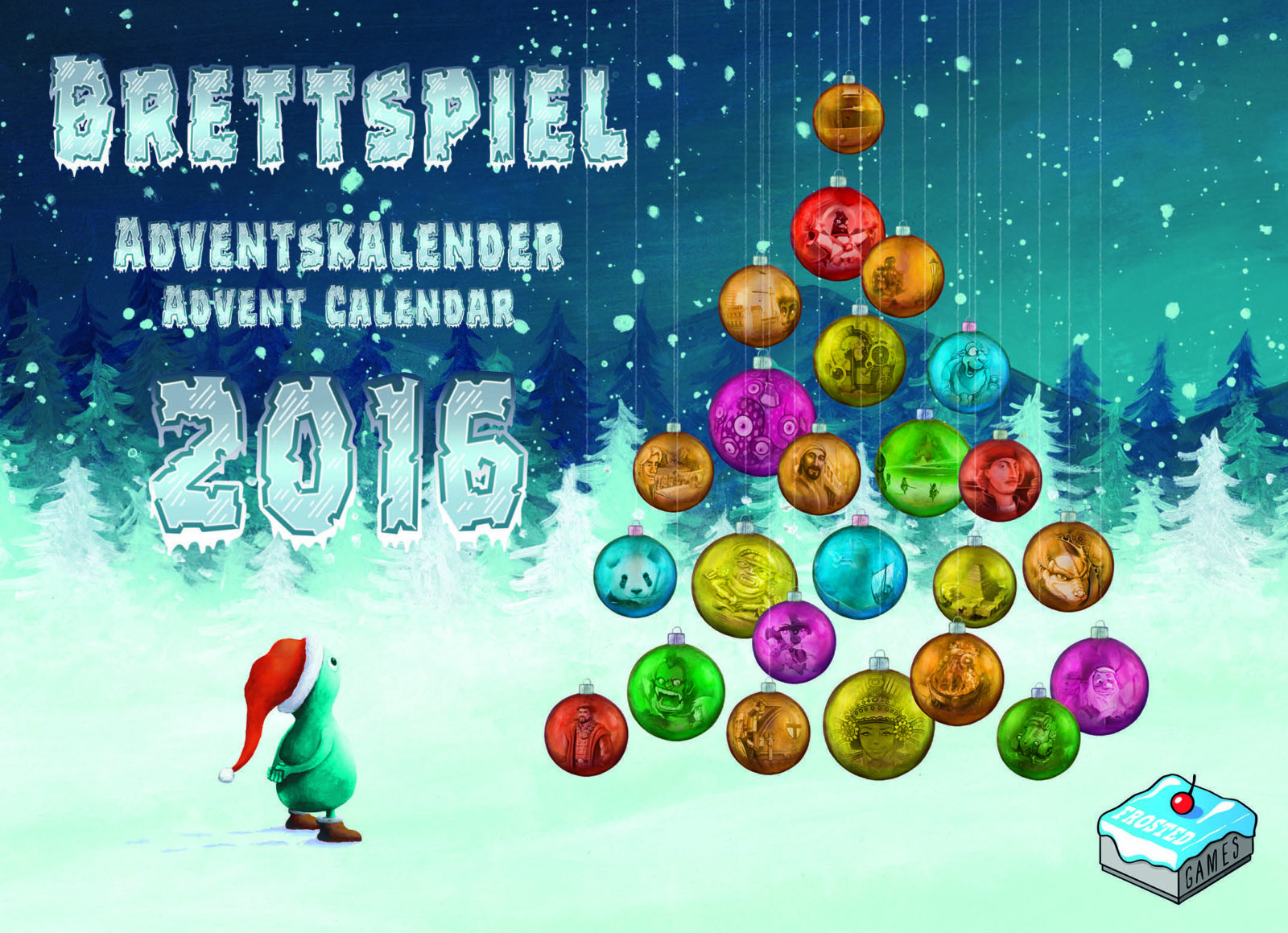 Adventskalender Bild Brettspiel Adventskalender 2016 Frosted Games
