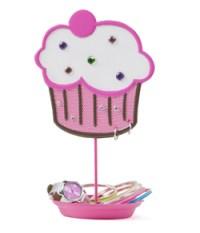 Cupcake Jewelry Holder
