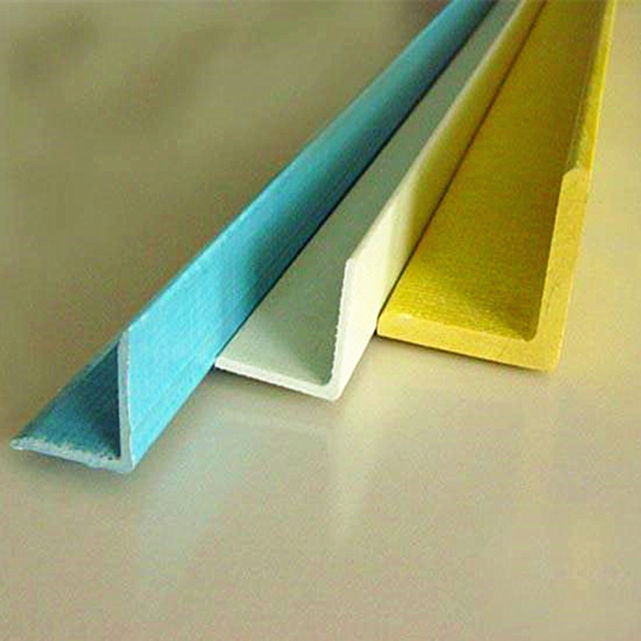 China Pipe Suppliers Fiberglass Reinforced Plastic 90 Degree Structure Corners