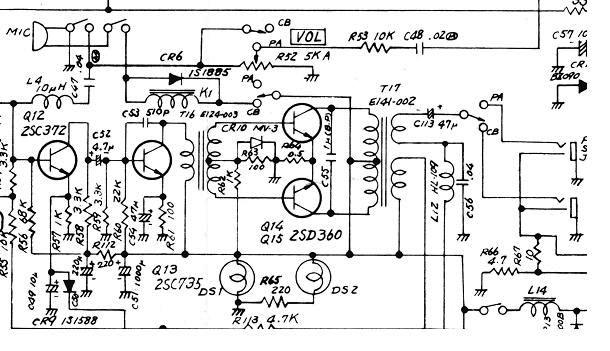 Pa Intercom Wiring Diagram Hands On Electronics Signal Tracing A Simple Transmitter