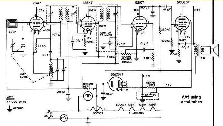 if you look at a generic rcd circuit diagram