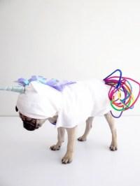 Ten Dangerously Adorable DIY Dog Costumes - Frugal Beautiful