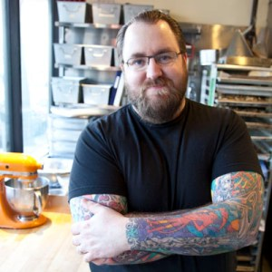 Robert Belcham, Executive Chef, Refuel Restuarant, Vancouver, B.C.