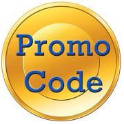 Promo Code Button