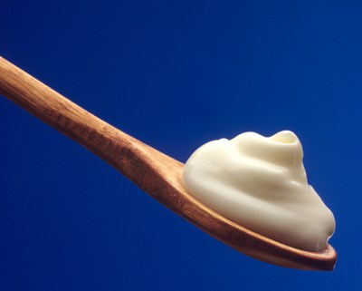 Dollop Of Mayonnaise-iStock