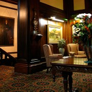 Inn At The Union Club Interior