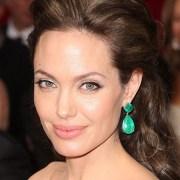 Angelina Jolie, eyeliner