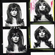 Jean Shrimpton Big Hair - David Bailey
