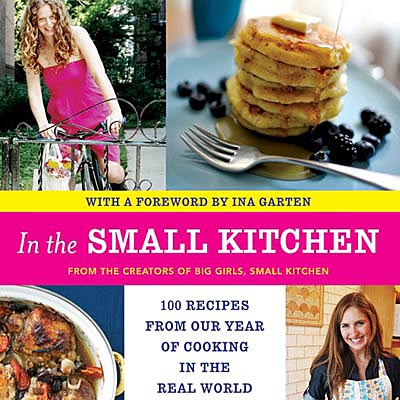 In A Small Kitchen cookbook