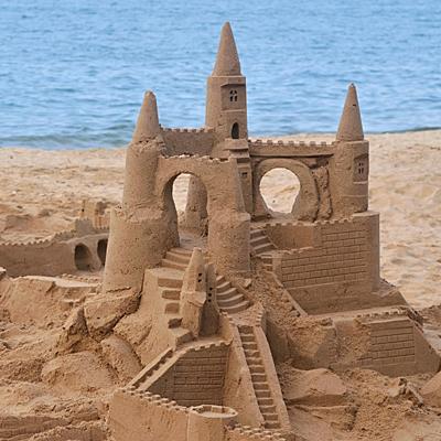 Sandcastle - iStock