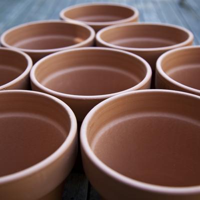 Terracotta Pots - Casey Phaisalakani