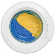 Front Loading washing machine - 123rf