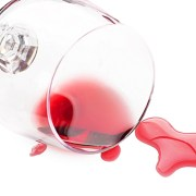 Spilled Wine - Dreamstime