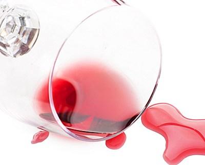 Spilled Wine - Dreamstime