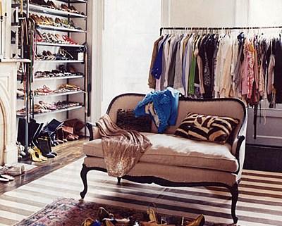 Jenna Lyons's Closet - Domino