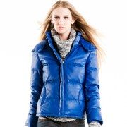 Danier Leather Puffer Coat