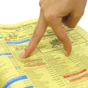 Yellow Pages - Shutterstock