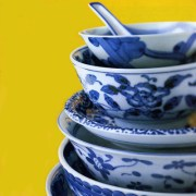 Blue & White China-Clinton Hussey