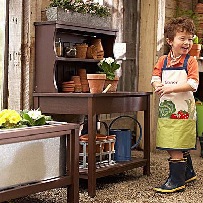 Garden Planter- Pottery Barn Kids