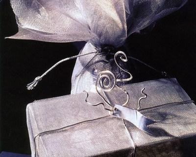 Metal Gift Wrap-Martin Tessler