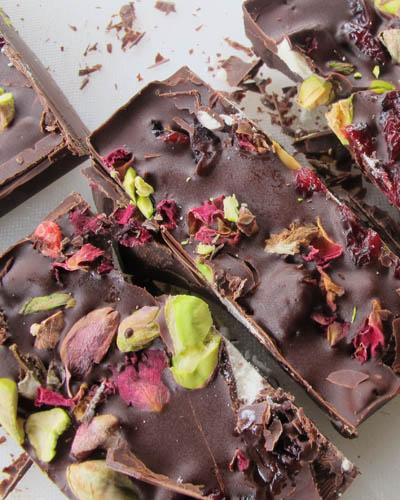 Dark Chocolate Bark - Carolann Rule