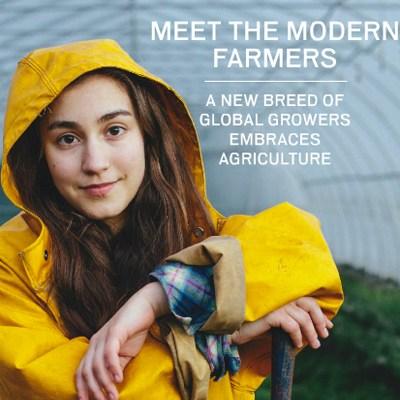 Sophia Vartanian - Modern Farmer magazine