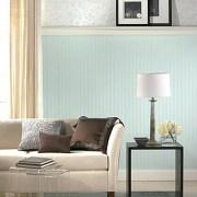 Beadboard wallpaper Graham & Brown