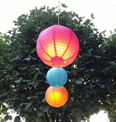Paper Lanterns - Kim Stuart