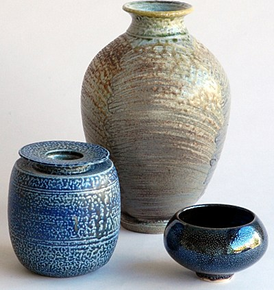 Wayne Ngan's Ceramic Work
