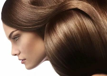 Shiny hair 450