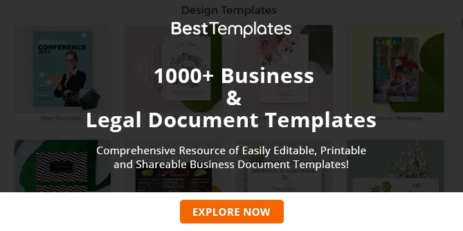 Free Business Documents, Templates, and Forms for Small Businesses