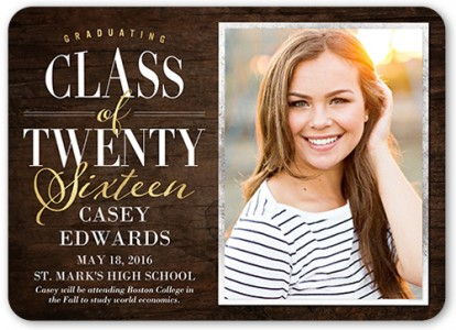 Check out These FREE Printable Graduation Announcements - free printable invitations graduation