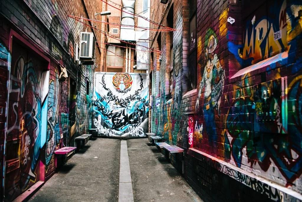 3d Street Art Graffiti Wallpaper Where To Find The Best Street Art In Melbourne Frugal