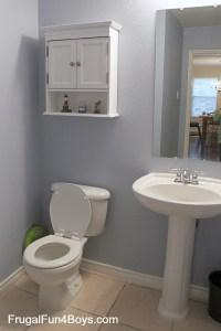 Getting Rid of Boy Bathroom Stink - Frugal Fun For Boys ...